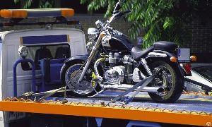 Эвакуатор для мотоциклов и легковых автомобилей